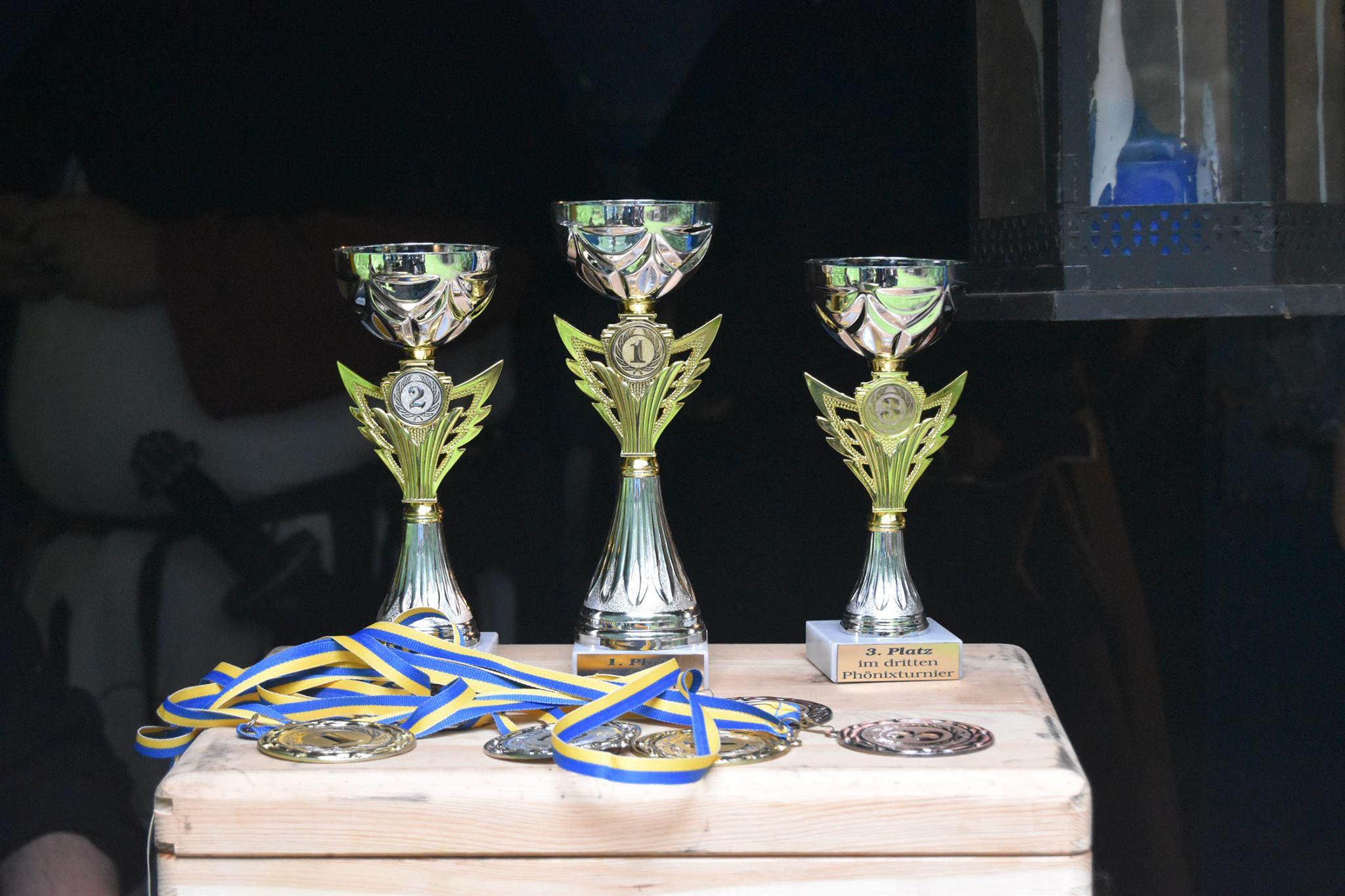 Pokale Phönixnest