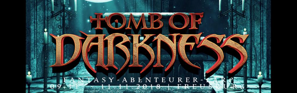 Tomb of Darkness Ankündigung