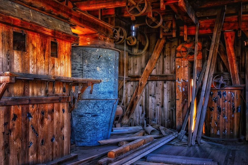 Alte Mühle LARP