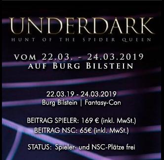 Underdark Info