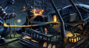 Woodtick Monkey Island