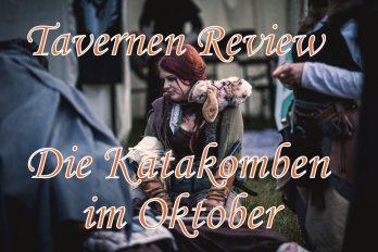 """Würfel-Wache – Taverne """"Die Katakomben"""" 26.10.2019"""