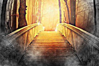 Auf der Brücke nach Helheim