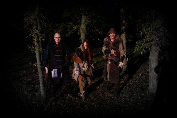 Nachtwache mit den Waldläufern – Teil 1