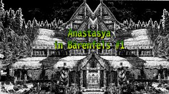 Kleine Jägerin in großer Stadt – Anastasya in Bärenfels #1