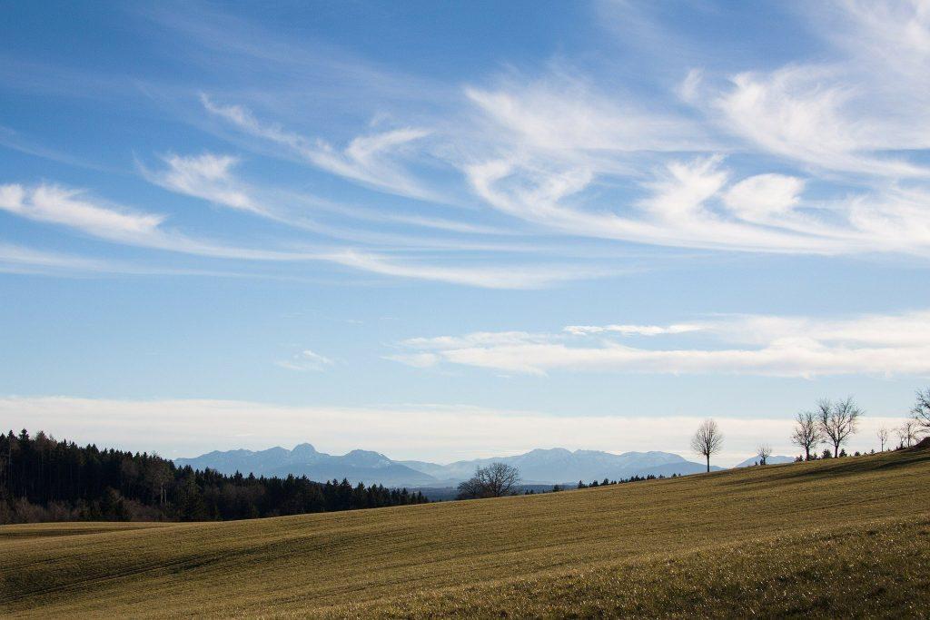 Wetter Wolken erkennen