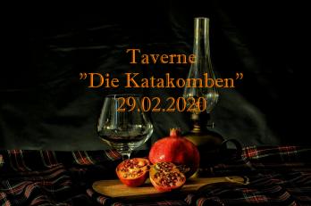 "Verlorener Bruder – Taverne ""Die Katakomben"" 29.02.2020"
