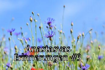 Mein erster Auftrag – Anastasyas Erinnerungen #3