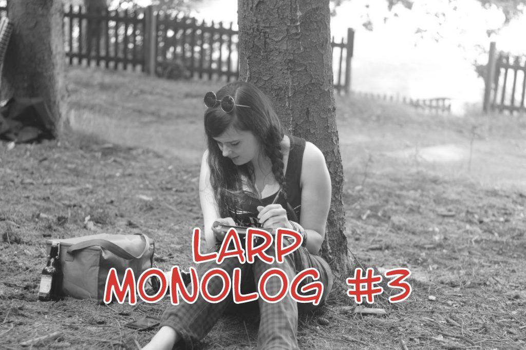 """""""Was ist LARP für Dich?"""" – LARP Monolog #3"""