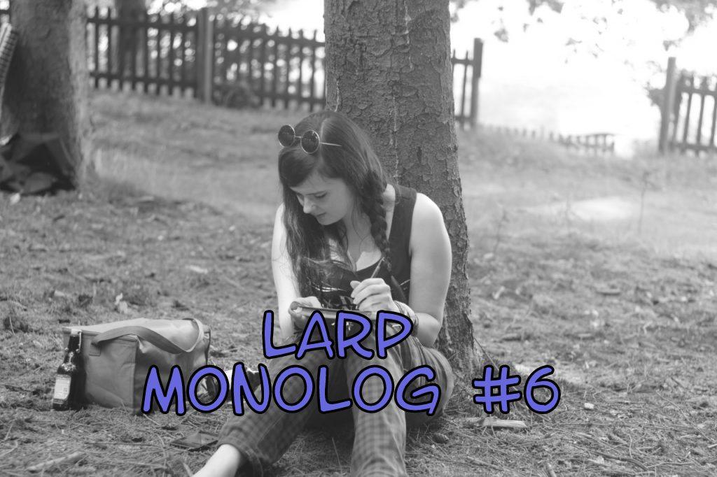 Hygienemaßnahmen und LARP – LARP Monolog #6