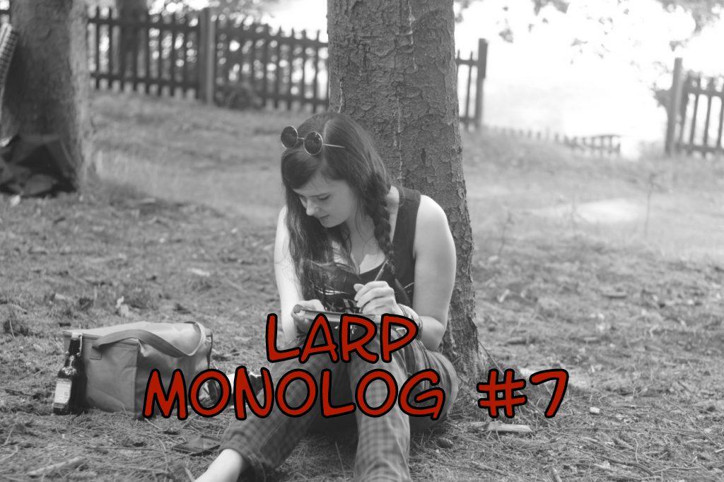 Zombies? Endzeit! – LARP Monolog #7