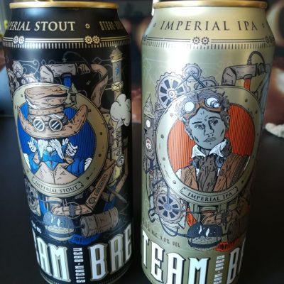 Steampunk Bier